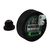 Replacement encoder package for Fabtek independent wheel.